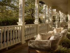 Carriage House deck