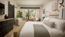 Estate Guestroom with private outdoor area